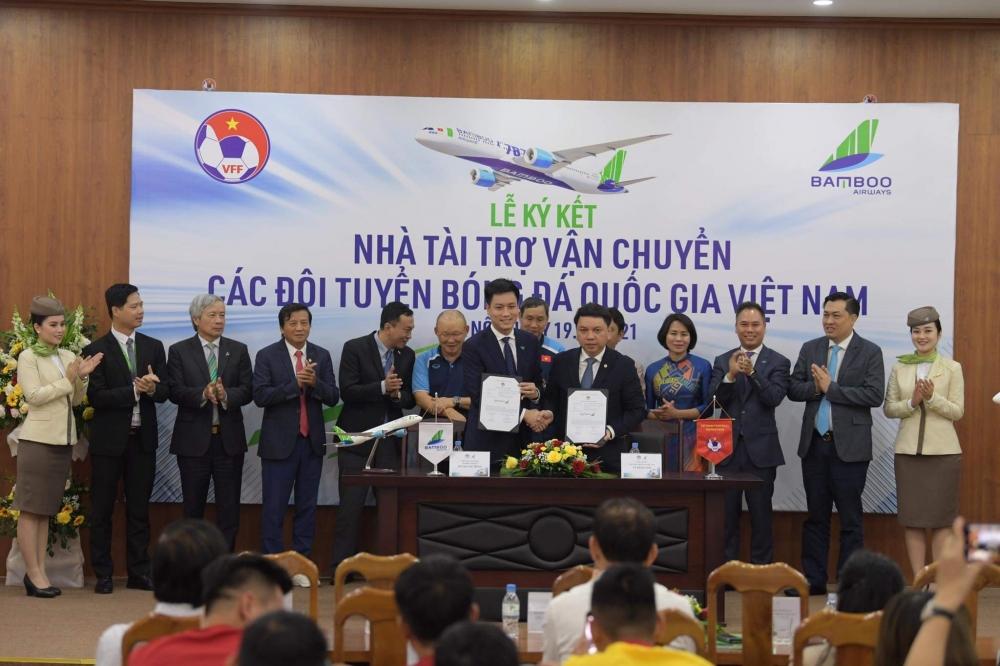 Sẽ có máy bay riêng đưa đón thầy trò Huấn luyện viên Park Hang-seo