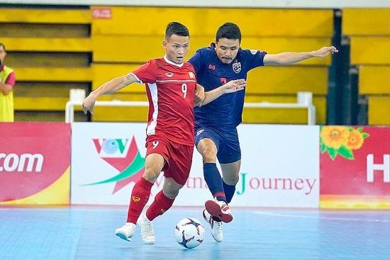 Vòng chung kết FIFA Futsal World Cup 2021: Tuyển Việt Nam sẽ tranh suất tham dự bằng trận play-off