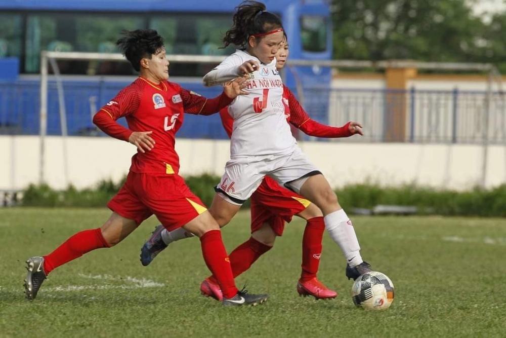 Giải bóng đá nữ Cúp Quốc gia 2021: Thành phố Hồ Chí Minh I khởi đầu thuận lợi