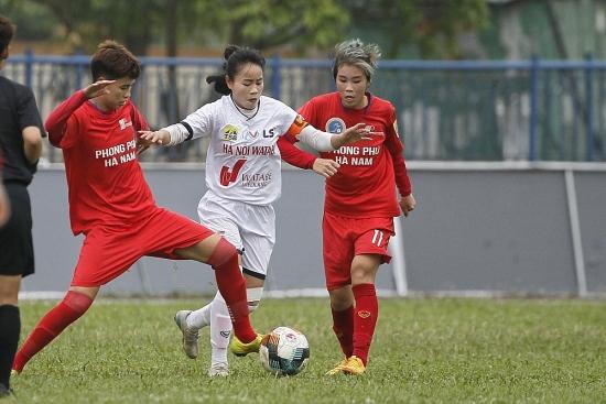 Xác định 4 đội vào bán kết giải bóng đá nữ Cúp Quốc gia 2021