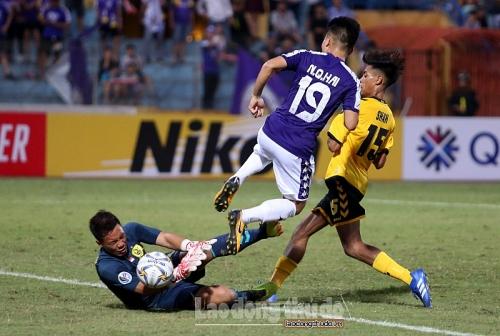 CLB Hà Nội 2-0 Tampines Rovers: Chủ nhà sân Hàng Đẫy giành vé vào bán kết