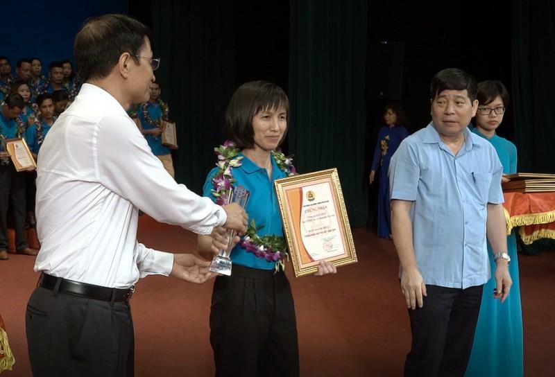 Đàm Thị Hà: Người công nhân giỏi không ngừng phấn đấu