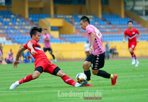 Câu lạc bộ Hà Nội sẽ có 2 trận giao hữu với Viettel