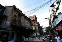 Đường Nguyễn Văn Tố, nét đặc trưng của phố phường Hà Nội