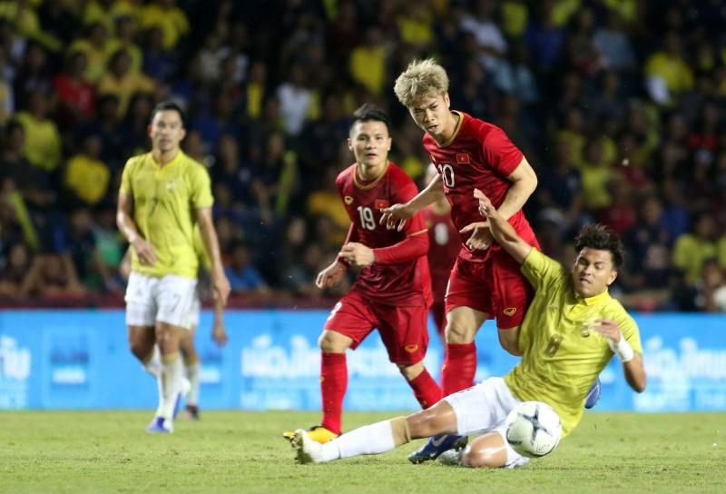 Anh Đức ghi bàn, ĐT Việt Nam hạ gục Thái Lan tại King's Cup