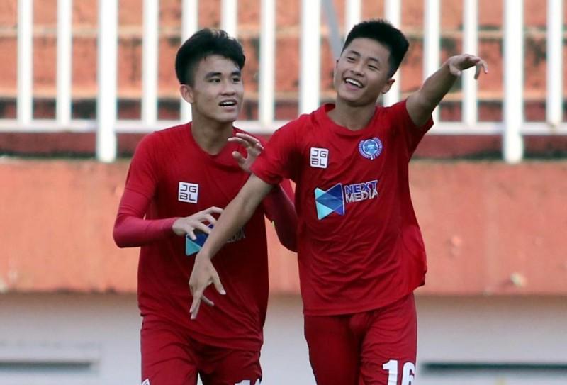 Phú Nhã lập cú đúp, U15 Viettel tàn sát 4-0 U15 Sanvinest Khánh Hòa