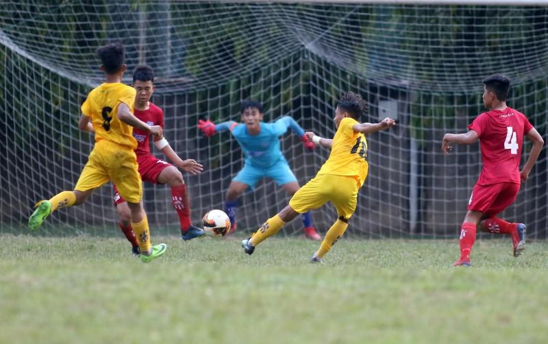 Hòa U15 SLNA, HAGL bất lực nhìn Thanh Hóa vào bán kết