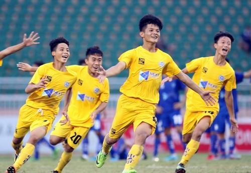 U15 Thanh Hóa - U15 SLNA : Bảo vệ thành công ngôi vô địch