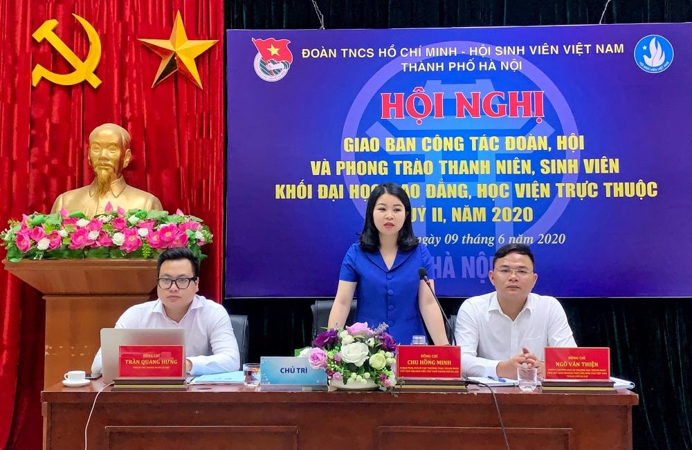 Phó Bí thư Thường trực Thành đoàn Hà Nội: Các hoạt động tình nguyện cần đi vào thực chất