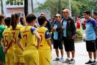 Đội tuyển Quốc gia đã sẵn sàng cho Giải bóng đá nữ Đông Nam Á 2019