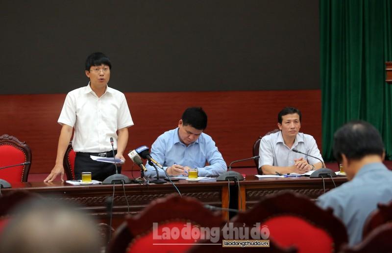 Tháng 10: Sẽ hoàn thiện giải phóng mặt bằng ở nút thắt đường Nguyễn Văn Huyên
