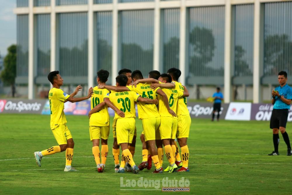 Câu lạc bộ Phú Thọ sẽ lên chơi giải hạng Nhất mùa 2021