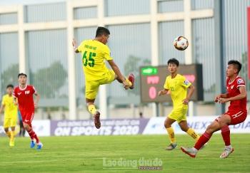 Khai mạc Giải hạng Nhì Quốc gia 2020: Phú Thọ thị uy sức mạnh trên sân PVF
