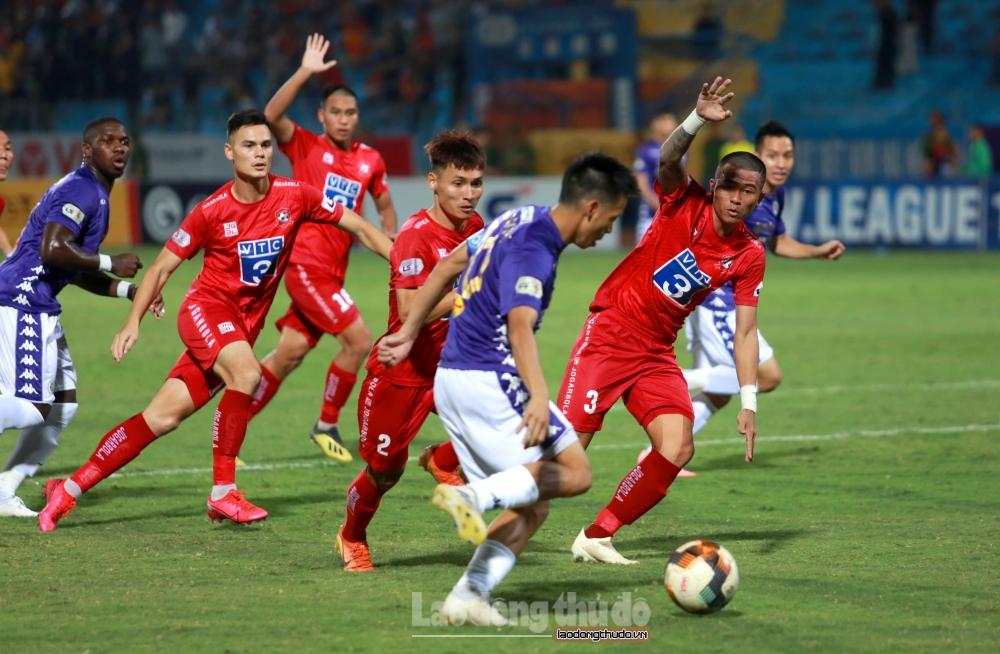 Các giải bóng đá chuyên nghiệp Việt Nam sắp trở lại