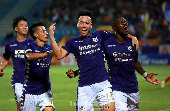 Hà Nội 1-0 Hải Phòng: 3 điểm 'hú vía' cho chủ nhà