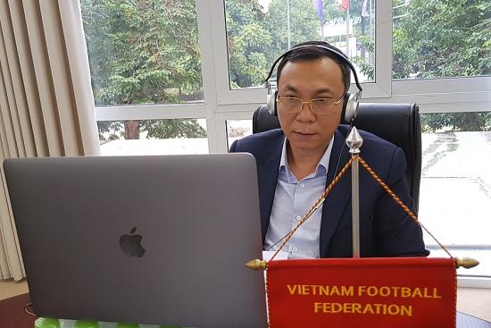 Giữa đại dịch Covid-19, bóng đá Việt Nam gây ấn tượng mạnh với FIFA