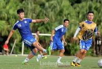 Câu lạc bộ Hà Nội cho cầu thủ nghỉ tập để tránh virus Corona