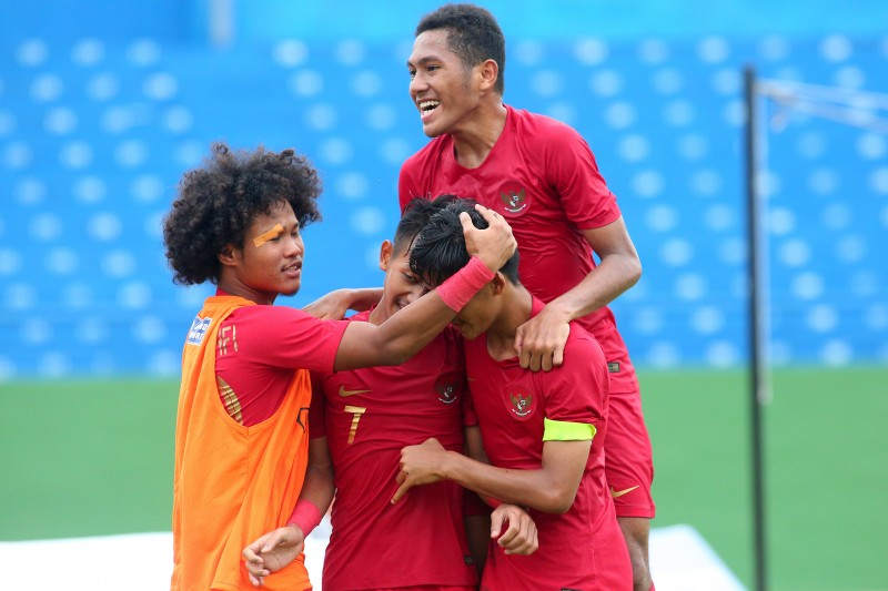 Thắng đậm Timor Leste, Indonesia vững vàng ngôi đầu bảng