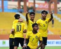 Malaysia 3-0 Australia: Phân định lại ngôi thứ