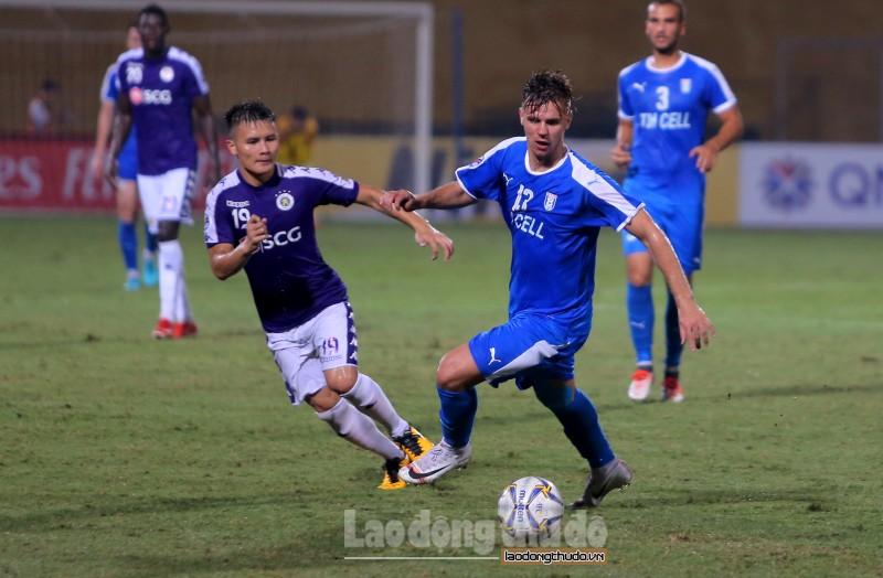 Hà Nội FC xếp thứ 6 Đông Nam Á trên Bảng xếp hạng của AFC