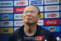 HLV Park Hang Seo tự tin sẽ chiến thắng Thái Lan