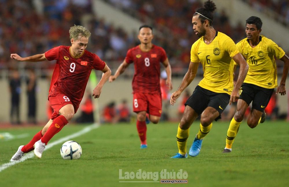 Thầy trò ông Park sẽ làm khách trên sân Malaysia vào tháng 10