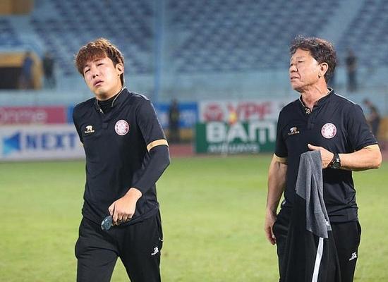 Trở lại chưa lâu, trợ lý của ông Chung Hae-soung đã nhận án kỷ luật