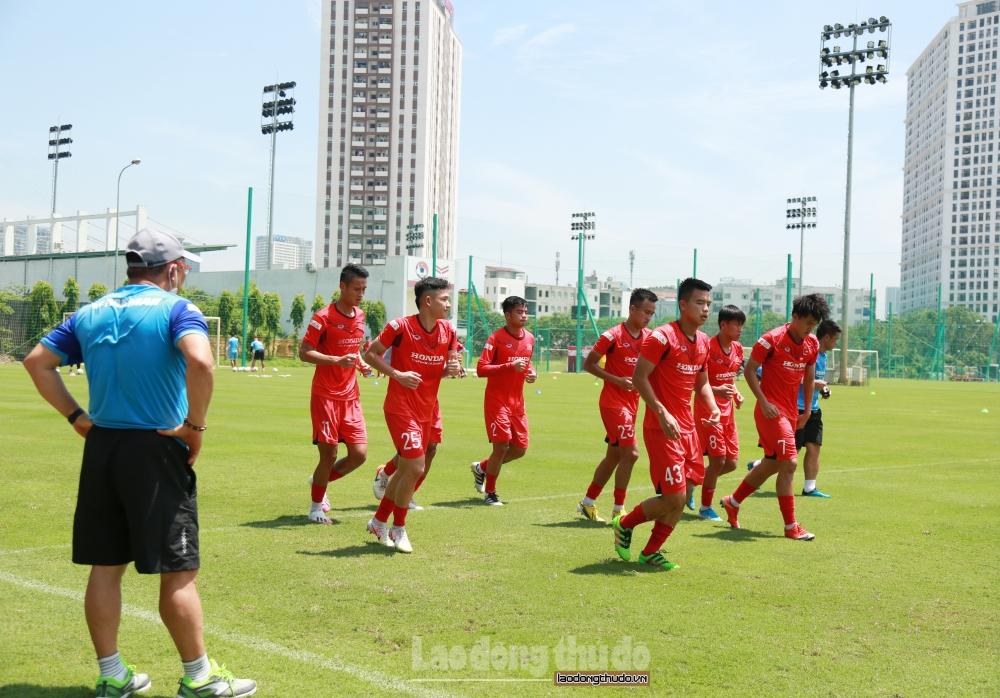HLV Park Hang-seo sẽ dẫn dắt U22 Việt Nam dự Toulon Cup 2020