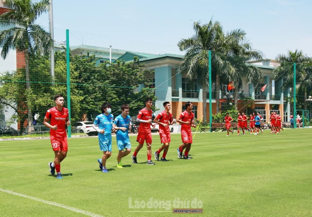 Thầy Park tiếp tục chia tay 3 học trò ở U22 Việt Nam