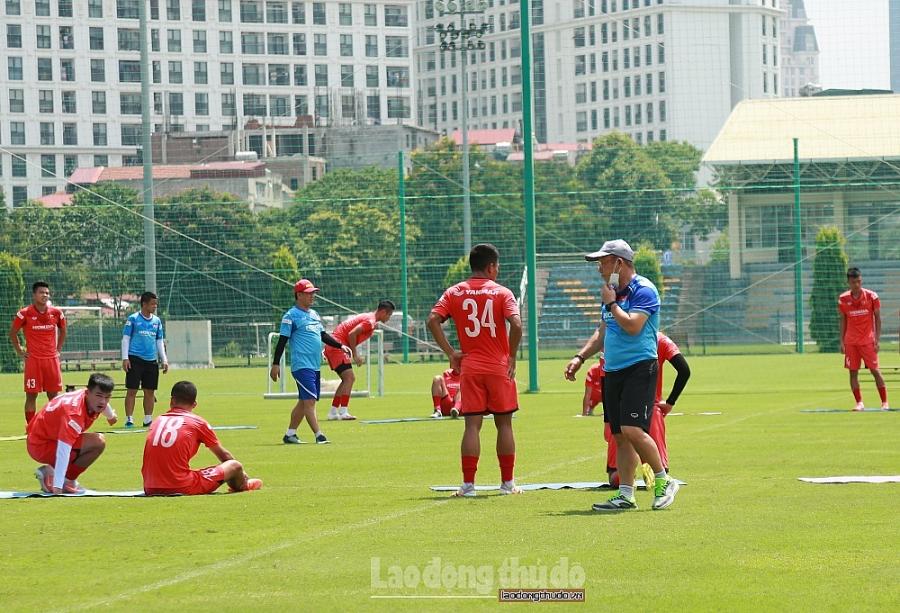 HLV Park chia sẻ kế hoạch xây dựng đội tuyển Việt Nam cho các giải đấu 2021