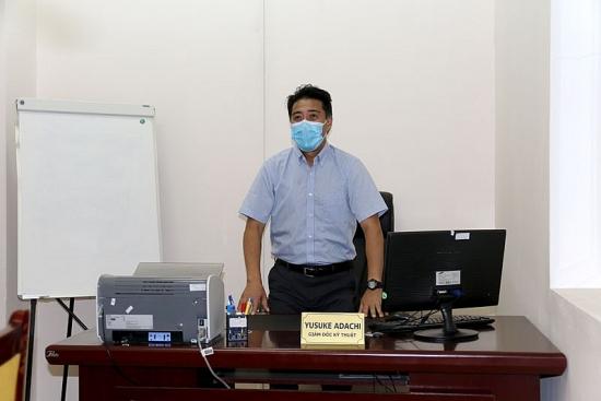 Ông Yusuke Adachi đã sẵn sàng công việc với bóng đá Việt Nam