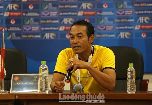 Thắng Timor-Leste, Huấn luyện viên Đinh Thế Nam vẫn chưa hài lòng với các cầu thủ