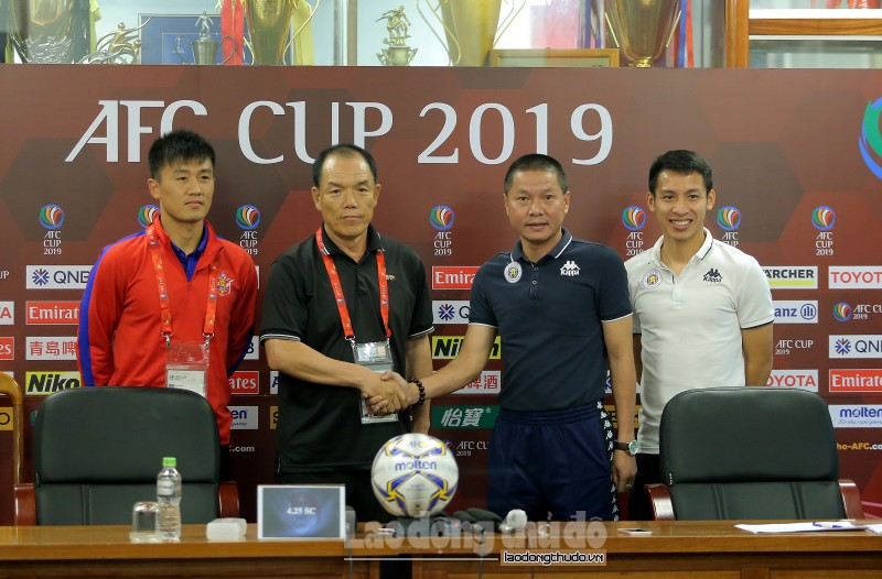 HLV Chu Đình Nghiêm: Hà Nội sẽ đánh bại Câu lạc bộ 25/4