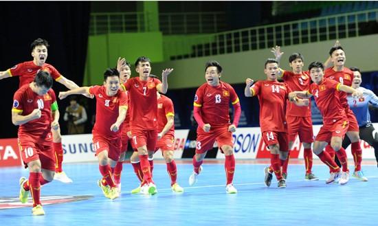 """Futsal Việt Nam chuẩn bị cho """"cuộc chiến"""" khu vực Đông Nam Á 2019"""