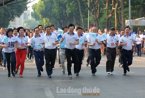 chung ket giai chay bao hanoimoi mo rong lan thu 46 vi hoa binh nam 2019