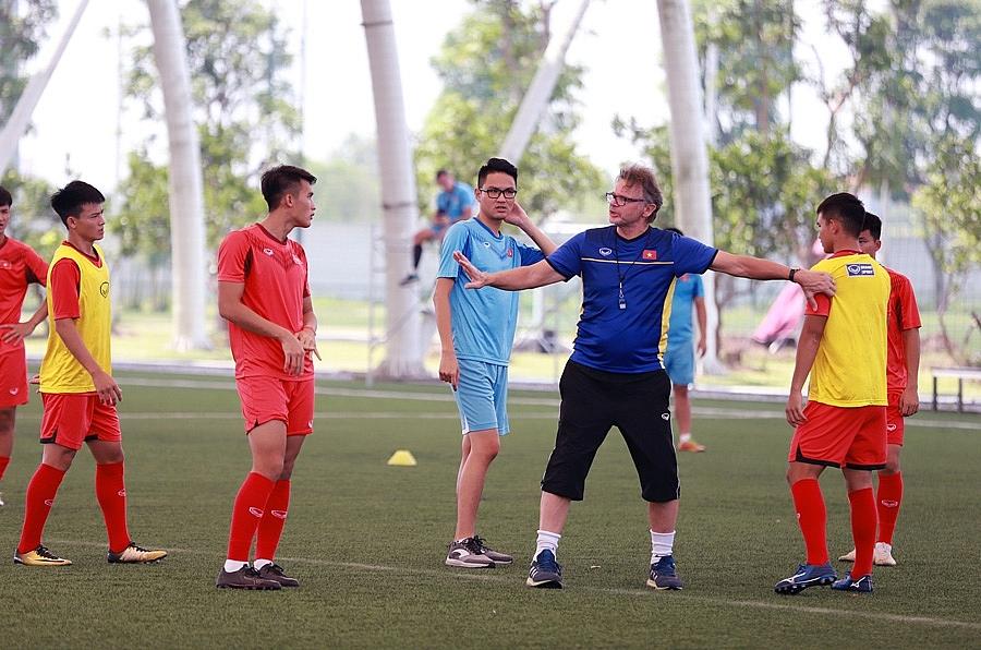 U19 Việt Nam gặp trở ngại trong cuộc đua dự U20 World Cup 2021