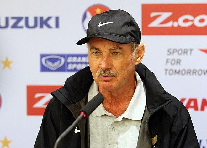 Cựu huấn luyện viên tuyển Việt Nam Alfred Riedl qua đời ở tuổi 70