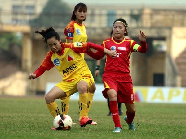 Giải bóng đá nữ Vô địch Quốc gia - Cúp Thái Sơn Bắc 2020: Khởi động cuộc đua