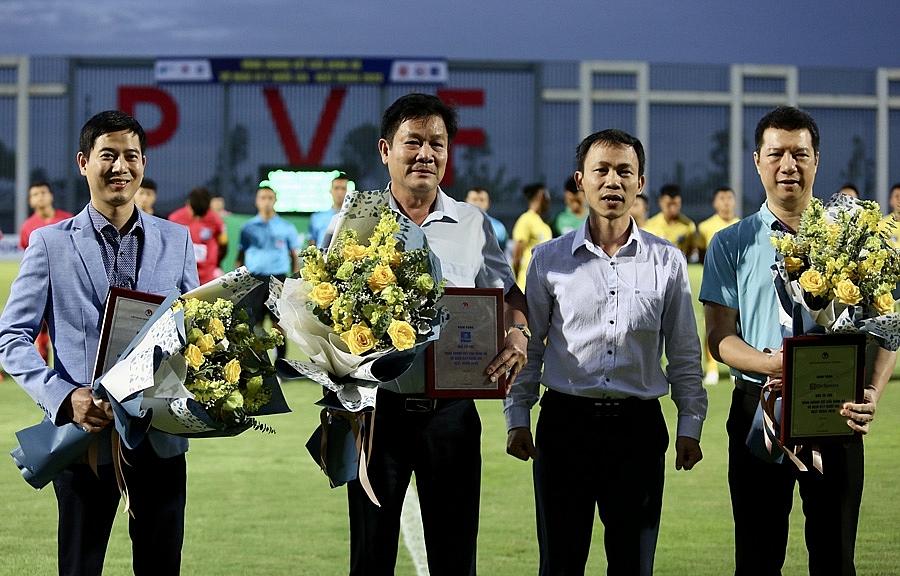 Khai mạc Vòng chung kết Giải bóng đá vô địch U17 quốc gia – Next Media 2020