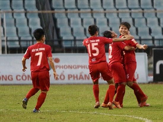 Phong Phú Hà Nam lại thất thủ trên sân nhà