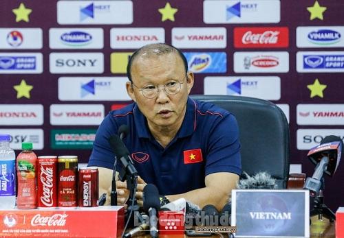 Huấn luyện viên Park Hang Seo: Malaysia đã mạnh hơn rất nhiều