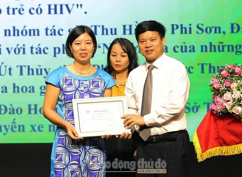 Hà Nội: Trao giải Cuộc thi viết về