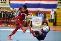 """Futsal Việt Nam: Tạm khép """"giấc mơ vàng"""""""