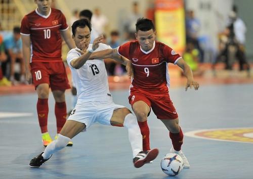 Tuyển Việt Nam giành vé dự Vòng chung kết Futsal châu Á 2020