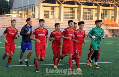 HLV Park gọi 48 cầu thủ vào U22 Việt Nam chuẩn bị cho SEA Games 31