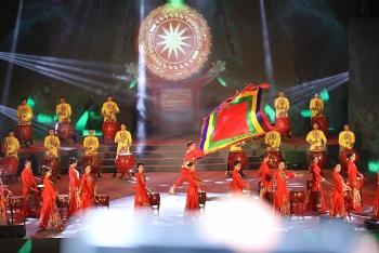 Chương trình nghệ thuật chào mừng thành công Đại hội đại biểu lần thứ XVII Đảng bộ thành phố Hà Nội