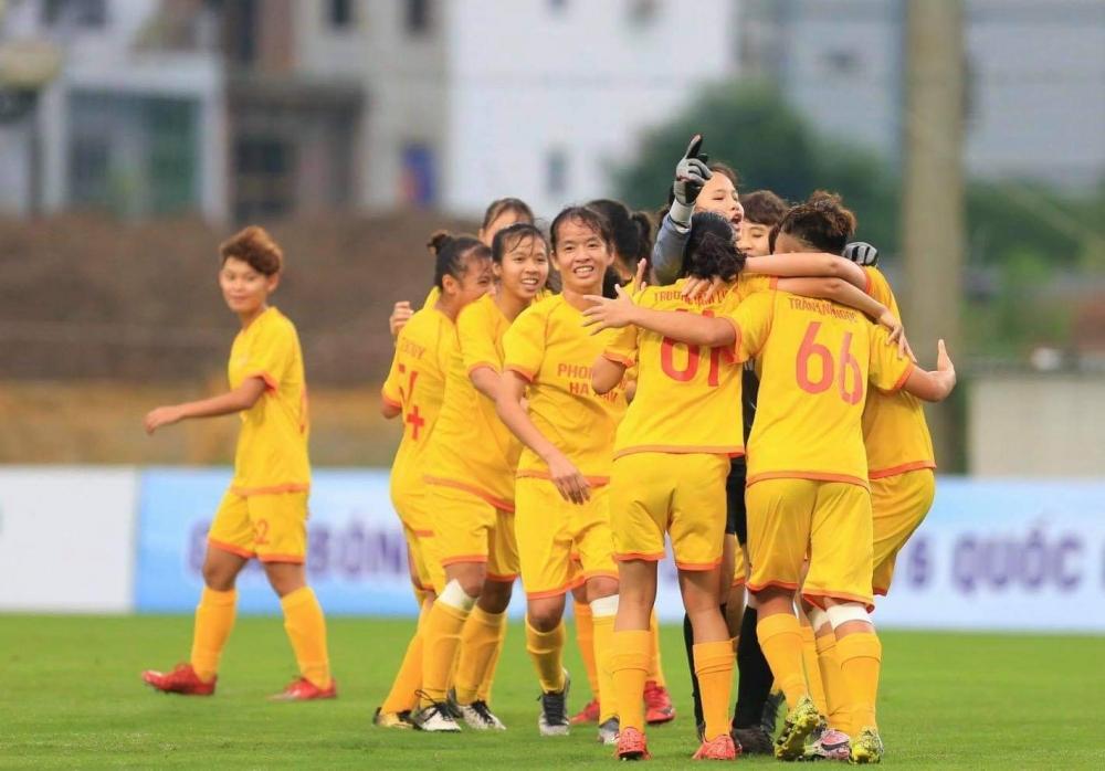 Phong Phú Hà Nam và Dự tuyển Quốc gia có thêm 3 điểm