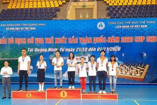 Thành phố Hồ Chí Minh xếp Nhất toàn đoàn