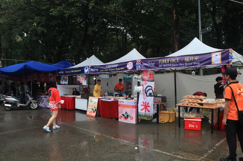 khai mac festival sinh vien ha noi mo rong nam 2018