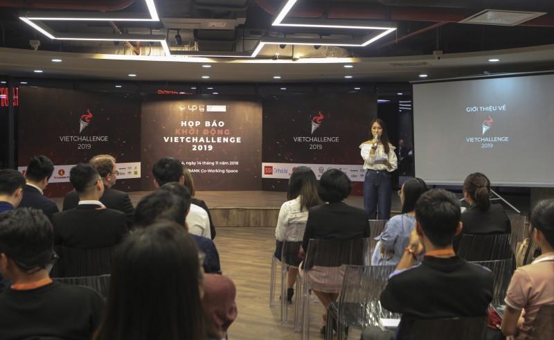 Cuộc thi khởi nghiệp VietChallenge 2019 chính thức khởi động